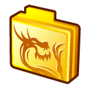 folder-rising-dragon-icon