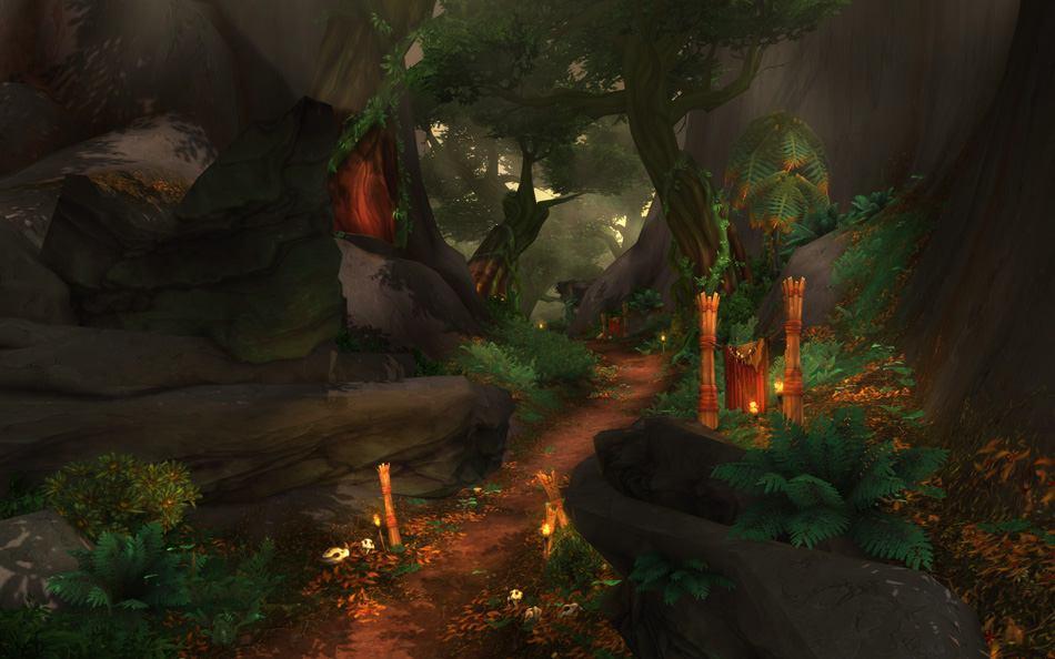 Tanaan 6.2 Zone Warcraft