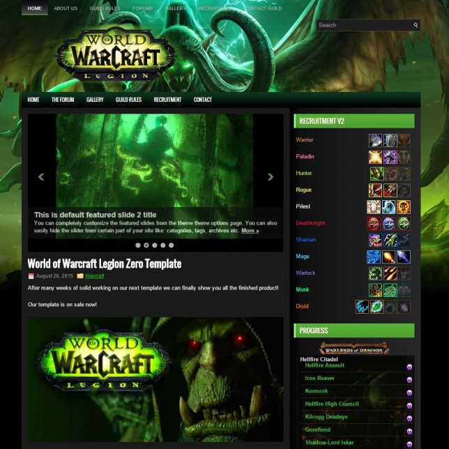 Legion-Theme-WordPress