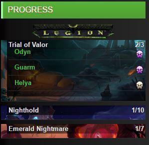 Trial of Valor Raid Encounter