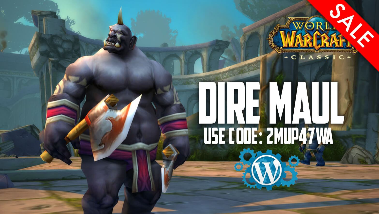 Dire Maul world of warcraft classic patch