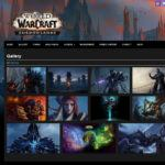 Image Gallery Module for Shadowlands Theme