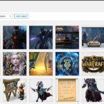 Media Libary for Shadowlands Premium theme